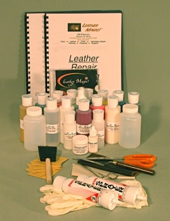 Professional Vinyl Repair Kit By Leather Magic